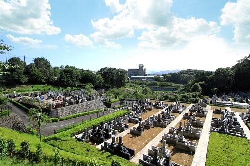 武蔵岡霊園