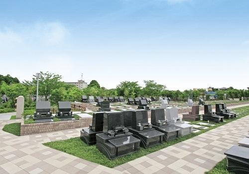 朝陽の杜墓苑 東の丘